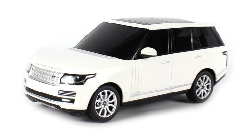 Licensed Land Rover Range Rover SUV Electric RC Truck 1:24 Scale Rastar RTR (Colors May Vary) Authentic Body Styling (Range Rover Sport Diecast 1 24 compare prices)