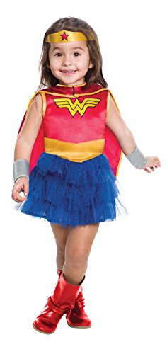 Rubie's Toddler Wonder Woman Tutu Dress Costume