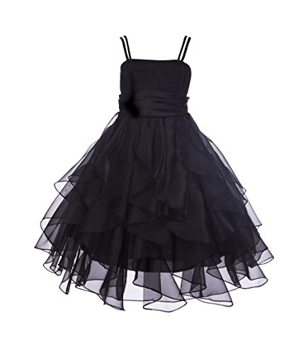 next black and pink lace dress - 5