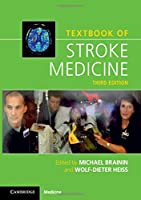 Textbook of Stroke Medicine, 3rd Edition Front Cover