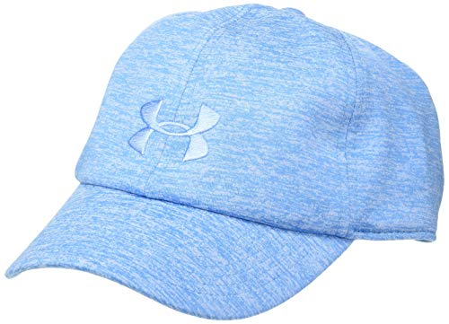 Under Armour Women's Twisted Renegade Cap, Heather Blue//Heather Blue, One Size Fits All ()