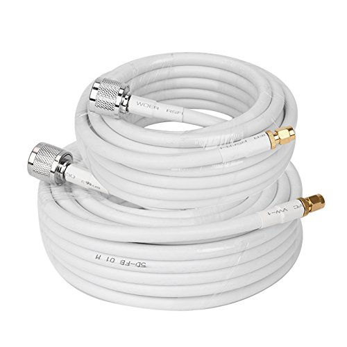 Verizon 4G Signal Booster LTE Cell Phone Repeater Band 13 Verizon 700MHz FDD with Panel Antenna Kit (White Cable) by Mingcoll (Image #9)