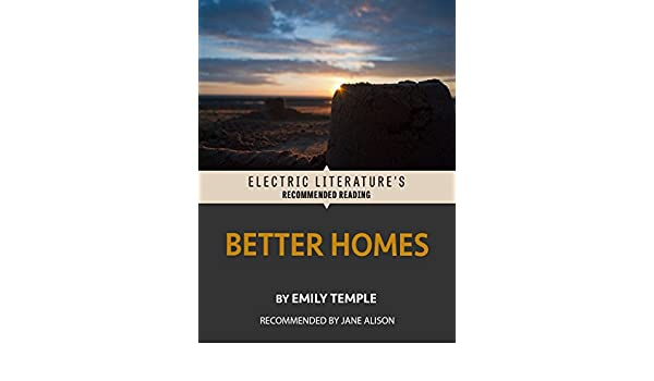 Better homes electric literatures recommended reading kindle better homes electric literatures recommended reading kindle edition by emily temple jane alison literature fiction kindle ebooks amazon fandeluxe Choice Image