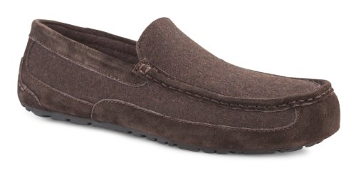 UGG Australia Mens Alder Wool Slipper Size 8 for sale  Delivered anywhere in USA