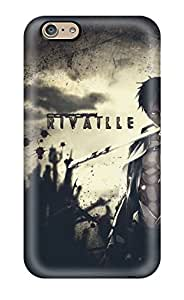 Hot Tpu Cover Case For Iphone 6 Case Cover Skin Attack On Titan