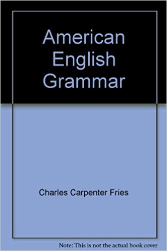 Amazon Com American English Grammar 9780891970101 Charles C