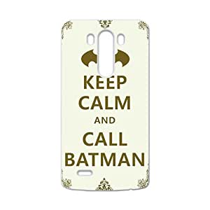 Simple motto call Batman Cell Phone Case for LG G3