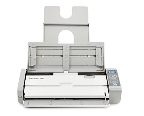 Visioneer PP15-U Document Scanner Beige by Visioneer