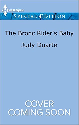 book cover of The Bronc Rider\'s Baby