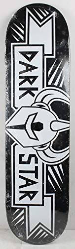 Darkstar Skateboard Deck Rider Stock D4 Greg Lutzka 8.25