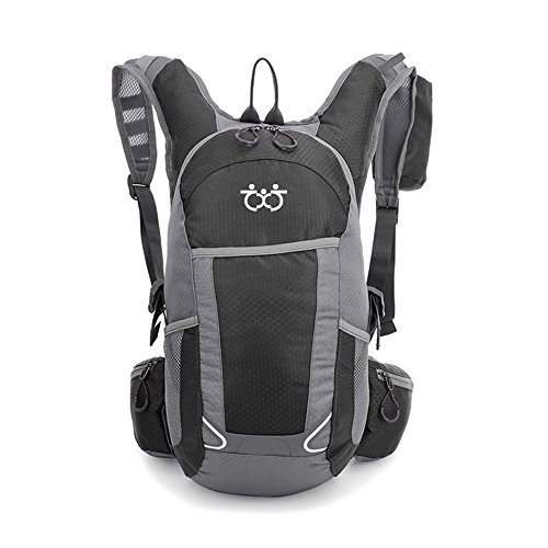 TXJ Sports 25L Lightweight Backpack Water Resistant Travel Hiking Backpack for iking, Running,...