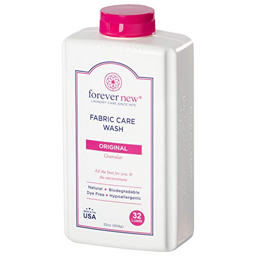 Forever New Granular Biodegradable Hypoallergenic Laundry Detergent - Original Scented, 32 oz.