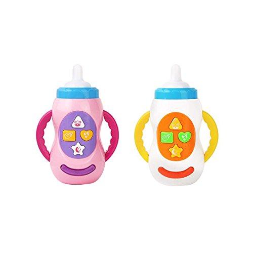 Baby Early Childhood Education Toys Interesting Music Feeding Bottles (Music Education Toys)