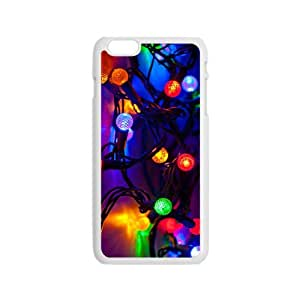 Beautiful Chramatic Lamp Hight Quality Plastic Case for Iphone 6