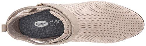 De Women's De Dr Baxter Dr Cheville Ankle Baxter Femmes Perforated De Chausson Perforation Taupe Scholl De Taupe Bootie Couleur Scholl's xSUUwEqda