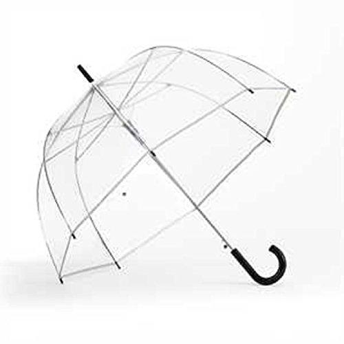 shedrain-bubble-auto-fashion-stick-umbrella-clear-one-size