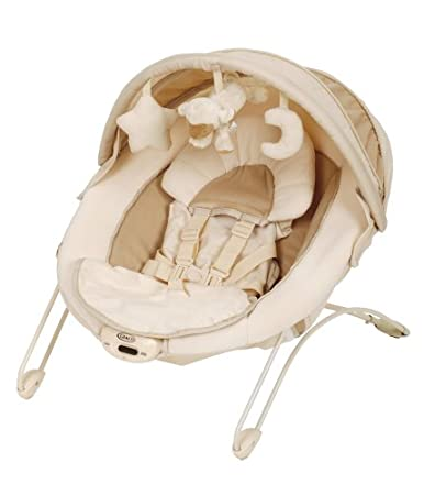 b4e214c44 Amazon.com   Graco Soothe   Swaddle Bouncer in Carnegie   Infant ...
