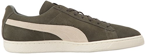 birch 1 Classic Puma olive Baskets black Femme Taglia Night Scarpa Black Suede Verde 7BS6wqO