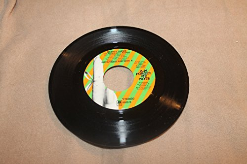 (Barry DeVorzon & Perry Botkin, JR. Nadia's Theme B/W Bless The Beasts and Children 45 RPM Record)
