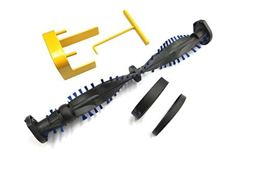Dyson DC07 DC14 Vacuum clutch Brush Roller Agitator & belts & belt changing tool (Dyson Vacuum Dc14 Belt compare prices)