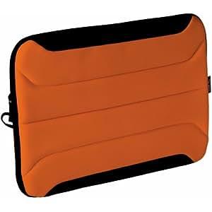 Targus zamba - Funda blanda para portátil de 10.2 pulgadas, color naranja