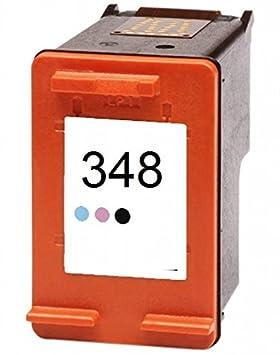 Printing Pleasure Compatible HP 348 Cartucho de Tinta Reemplazo ...