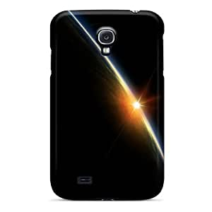 New CCY1257uKdB Starburst Skin Case Cover Shatterproof Case For Galaxy S4