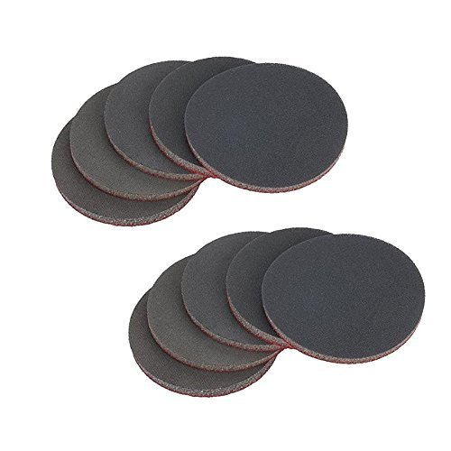 Mirka Abralon 8A-241 Assorted Silicon Carbide Sanding/Polishing Pads, 10-Pack