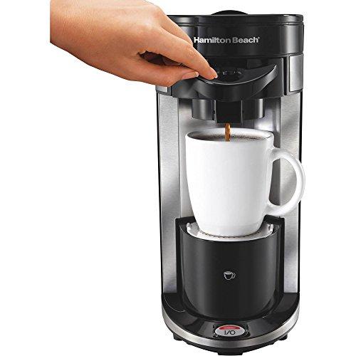 Flex Brew Single Serve Coffee Maker Black Coffee