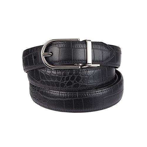 Chaps Women's Plus Size Reversible Belt with Stretch Technology, Black/Brown, 2X (Belts 3x)
