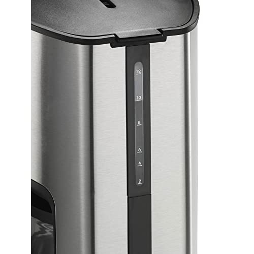 Lagrange 529 001 Naos Cafetière Filtre Inox 23,4 x 17,2 x 32,6 cm