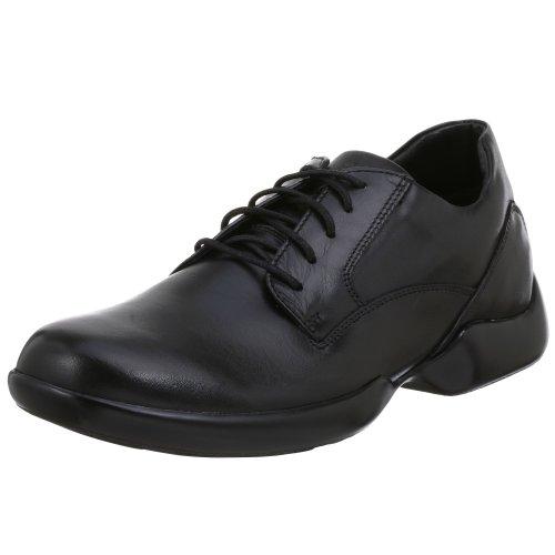 Aetrex Men's G500 Plain Toe Oxford,Black,9.5 M US ()