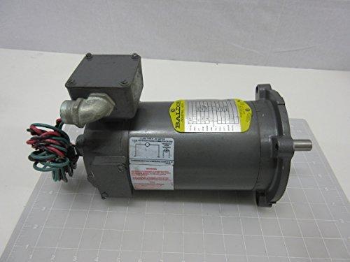 - BALDOR CDP3310 56C Frame TENV DC Motor, 0.25 hp, 1750 RPM, 3320P, F1, 90V Armature Voltage