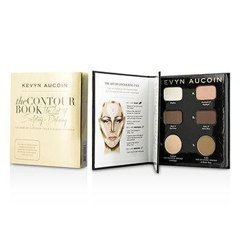 Kevyn Aucoin The Contour Book, The Art of Sculpting & Defining by Kevyn Aucoin