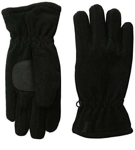 60 Gloves (Igloos Women's C40 Thinsulate Insulation Fleece Gloves, Anthracite, Medium/Large/60cm)