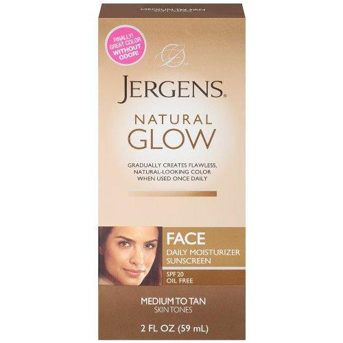 Jergens Daily Moisturizer Sunscreen Medium