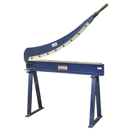 BOLTON TOOLS 39'' Hand Shear - SHEARS. Bed width: 39 7/16'', Maximum shear mild steel thickness: 16 gauge