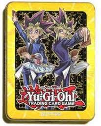 Yu Gi Oh ! Trading Cards (Yu-Gi-Oh! 2017 Mega Tin - Yugi Muto & Yami Yugi)
