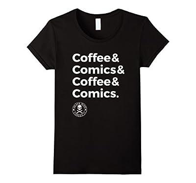 Coffee & Comics T-Shirt