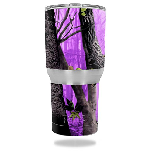 MightySkins Protective Tumbler sticker Purple