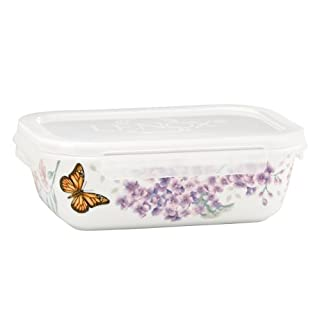 Lenox Butterfly Meadow Rectangular Serve and Store Container