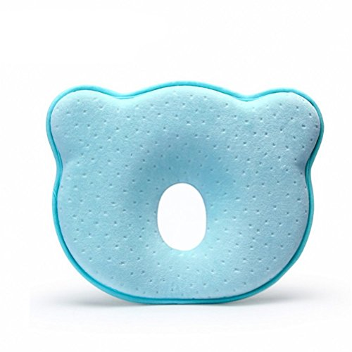 T-Y Baby Pillow Memory Foam Head-shaping Pillow For Infant Nursing Pillow And Positioner Baby Throw Pillow by T-Y
