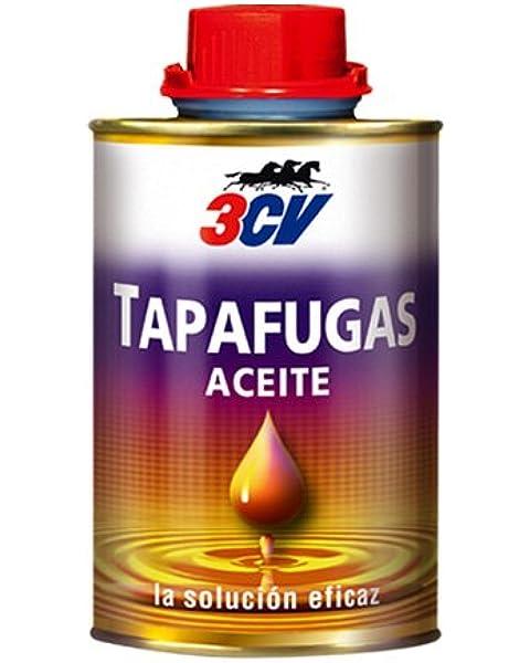 Canal 3CV 0201510 Tapa Fugas de Aceite Motor. 350 ml. Evita pérdidas de Aceite y devuelve Elasticidad de Las Juntas.: Amazon.es: Coche y moto