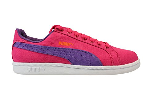 Puma Puma Smash Fun Cv Jr Bright Rose-Royal P (Kids) Rose