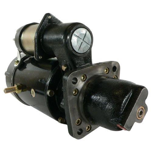 DB Electrical SDR0135 Starter For John Deere Crawlers 655 655B 750 750B 750C 755A 755B 850B, Excavators 690D 790D 892D LC 693D 793D, Graders 670A 672A /RE38632, RE43300, RE48077, RE48134, RE59586 (John Deere 750 Excavator)