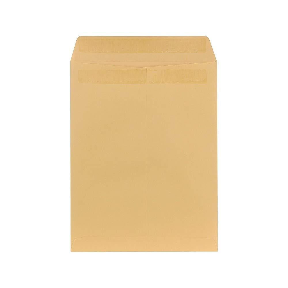 Staples 486933 Self Seal Catalog Envelopes 10L X 13H Brown 250//Bx 486933//14247