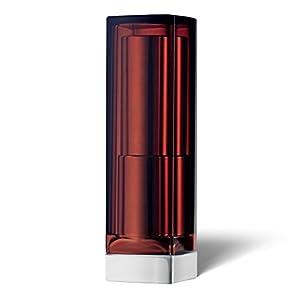 Maybelline New York Color Sensational Nude Lipstick Satin Lipstick, Rum Riche, 0.15 oz.