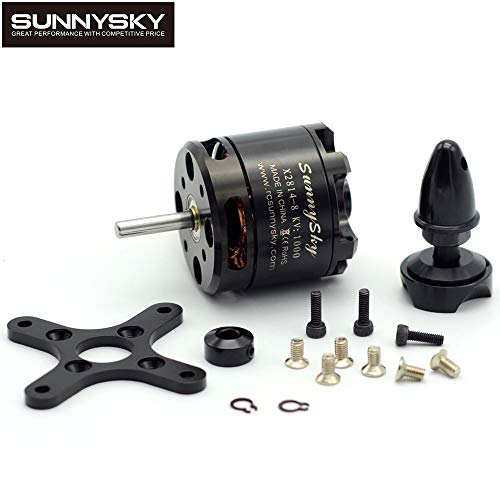 (Accessories 1pcs SunnySky X2814 Series 900KV 1000KV 1100KV 1250KV 1450KV Outrunner External Rotor Brushless Motor - (Color: X2814)