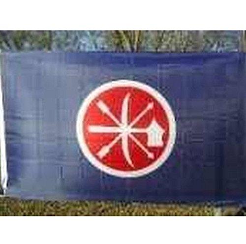 USA Premium Store Choctaw Brigade Flag 3x5 ft Indian Cavalry Tribe Tomahawk Braves