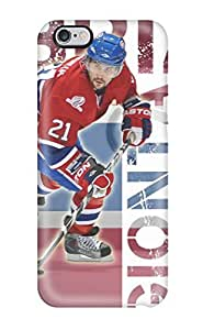 Iphone 6 Plus Hard Back With Bumper Silicone Gel Tpu Case Cover Montreal Canadiens (5)